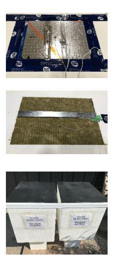 thermal bridging test